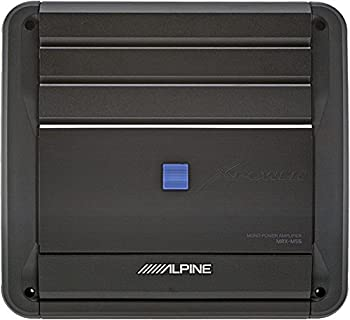 Alpine Mrx-m55 X-power Series Mono Power Digital Amplifier 2