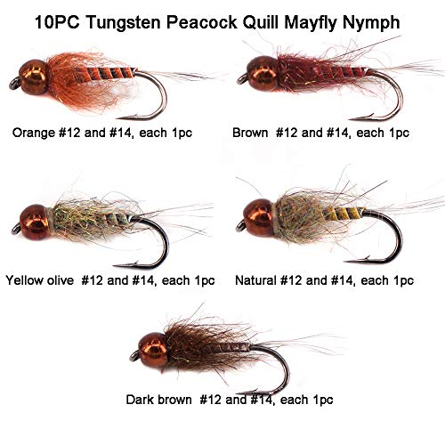 Highest Rated Fly Fishing Dry Flies