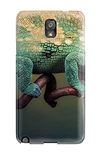 Galaxy Note 3 Case Cover With Shock Absorbent Protective MALEYso8466TGZXi Case by icecream design