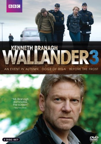 Wallander - Season 3: An Event in Autumn / Dogs of Riga / Before the Frost (Wallander Season 2 compare prices)