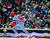 """Willie Mcgee St. Louis Cardinals MLB Action Photo (Size: 8"""" x 10"""")"""