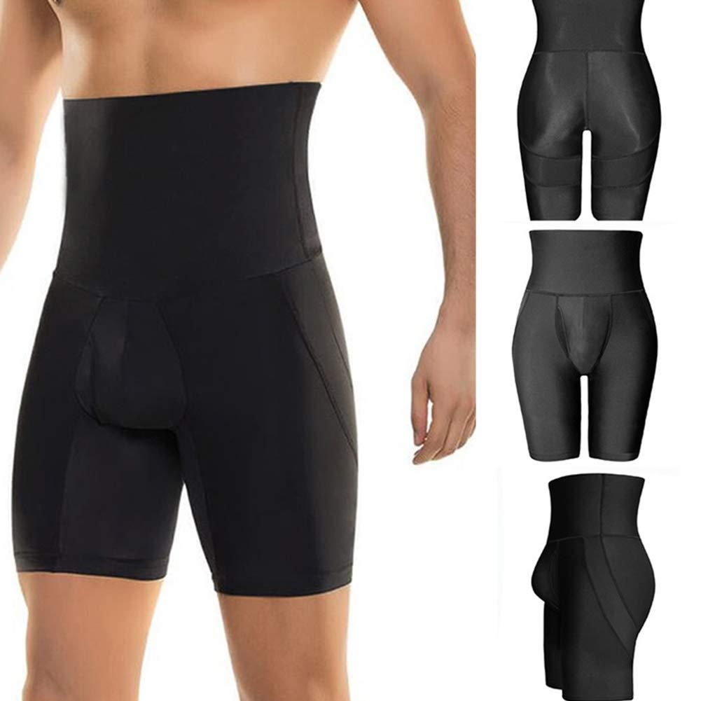 6a3204169c289 W WECHERY Control Pantise Butt Lifter Hip Up Pants Men High Waist Slimming  Underwear Man Tummy ...
