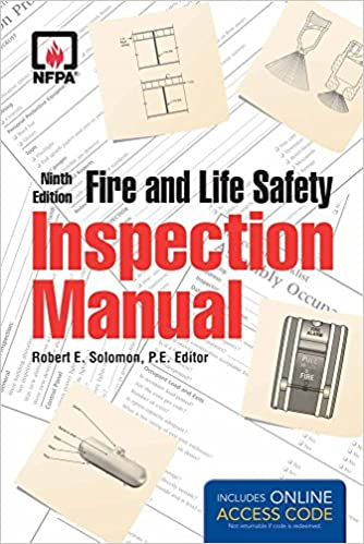 Fire and life safety inspection manual 9781449670825 medicine fire and life safety inspection manual 9th edition fandeluxe Choice Image