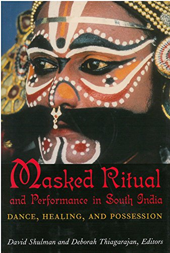 Folk Costumes Of India (Masked Ritual and Performance in South India)