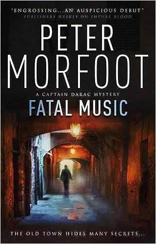 Fatal Music (A Captain Darac Novel 2) (Captain Darac Mystery)