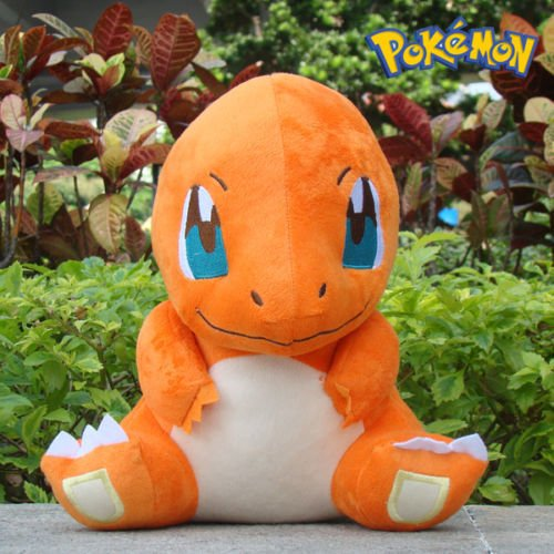"Pokemon Plush Toy Charmander 11"" Collectible Game Figure ..."