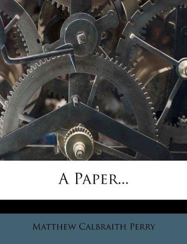 Download A Paper... PDF
