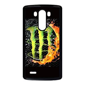 Printed Cover Protector Geasu Monster Energy For LG G3 Cell Phone Case Unique Design Cases