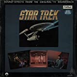 : Star Trek: Sound Effects from the Original TV Soundtrack [Vinyl]