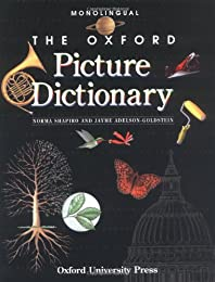 The Oxford Picture Dictionary: Monolingual Edition (Dictionary)