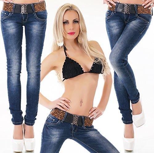 Jeans Skinny Pantaloni Donna Redseventy Basic nTZXwHF7