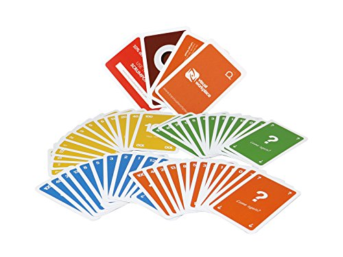 Agile Scrum Planning Poker Cards - The Best Cards for Estimating and Sizing