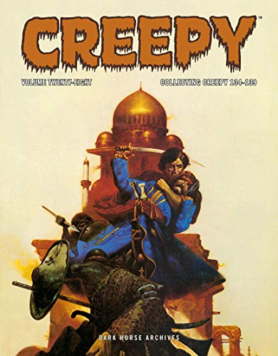 Pdf Graphic Novels Creepy Archives Volume 28