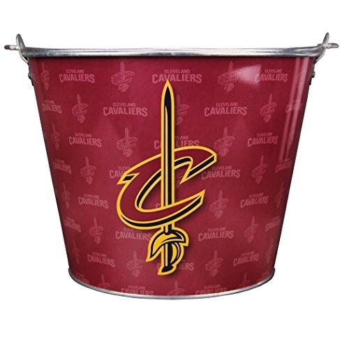 Team Bucket (NBA Full Color Team Logo Aluminum Beer Bucket (Cleveland Cavaliers))