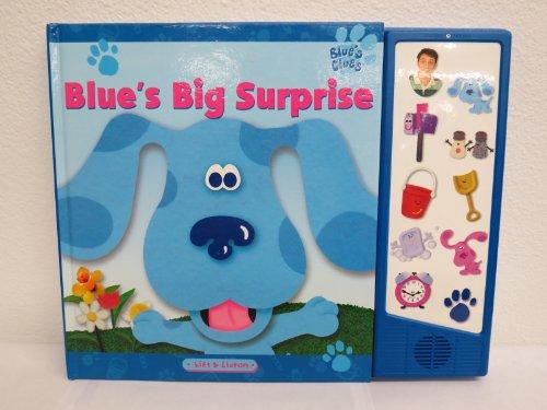 Blue's Big Surprises (Blue's Clues) (Blue's Clues)