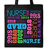 Inktastic - Nurse Class Of 2018 Graduation Gift Tote Bag Black 2c28a