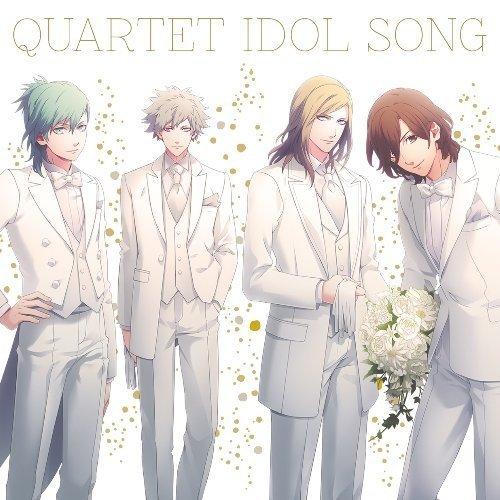 UTANO PRINCE SAMA QUARTET IDOL SONG(regular) by Ranmaru Kurosaki (Tatsuhisa Suzuki), Ai Mikaze (Shota Aoi), Camus (Tomoaki Maeno) Reiji Kotobuki (Shotaro Morikubo) (2014-08-27)