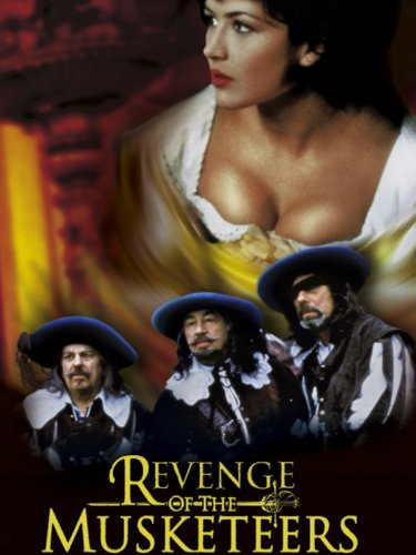 (Revenge Of The Musketeers (English)