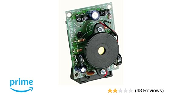 Velleman MK104 Electronic Cricket: Precision Measurement Products: Amazon.com: Industrial & Scientific