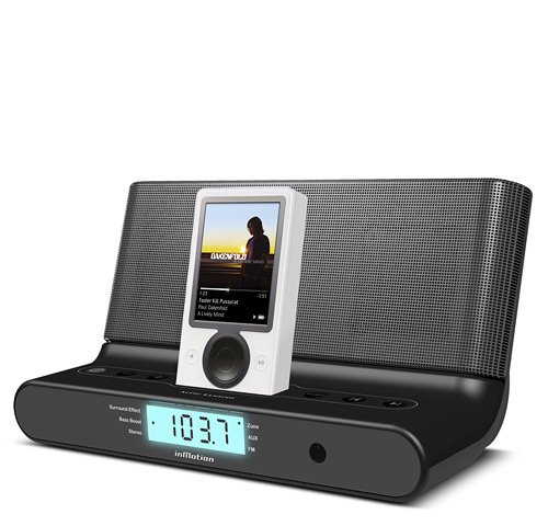 Zune Gb Crystal 30 (Altec Lansing inMotion iM414 Portable Audio System for Zune)