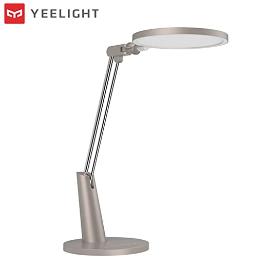 Wonderful YEELIGHT 15W LED Eye Protection Dimmable Table Lamp APP Control Smart Reading  Light Desk Lamps For Photo Gallery