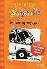 Journal d'un dégonflé, tome 9 : Un loooong voyage par Kinney