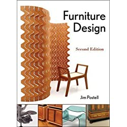 Furniture Design 2nd (second) Edition by Postell, Jim published by Wiley (2012)