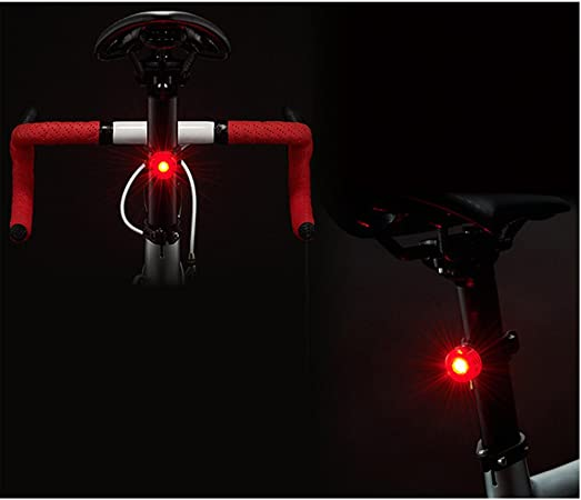 Cateye Loop 2 SL-LD140RC-F avant DEL rechargeable Boucle Light RRP £ 14.99
