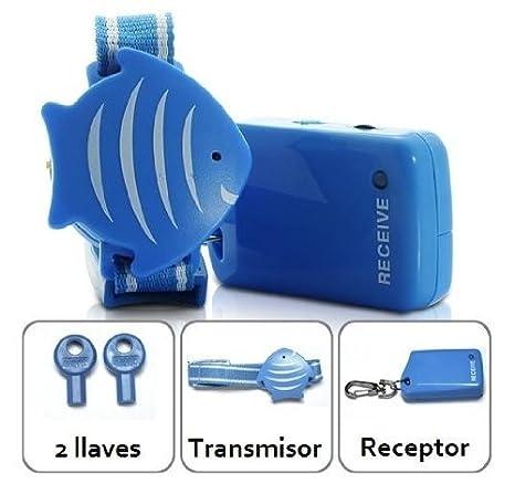 Pulsera antiperdida para niños con alarma y vibración ...
