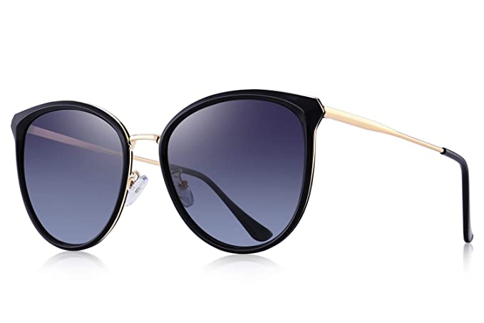 Amazon.com: Olieye Gafas de sol polarizadas vintage para ...