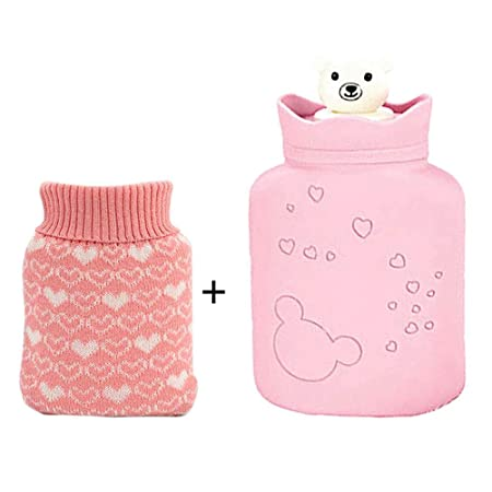 XWGlory Cute Cartoon Bear Pattern Silicona Microondas ...