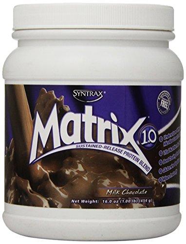 Syntrax Matrix Whey Protein, Milk Chocolate, 1 ()