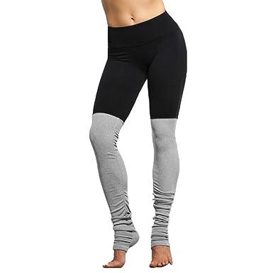 Winter Sportlegging.Hibote Fitness Patchwork Sport Legging Yoga Pants Tight Elastic