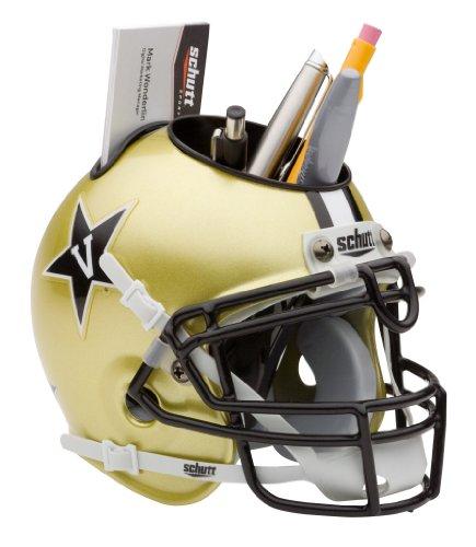 NCAA Vanderbilt Commodores Mini Helmet Desk Caddy