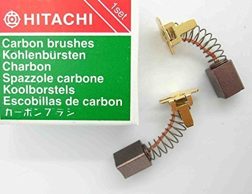 CARBON BRUSHES HITACHI 999100 DH18DL DH18DMR DH18DSL WH18DSC DH24DVC H22