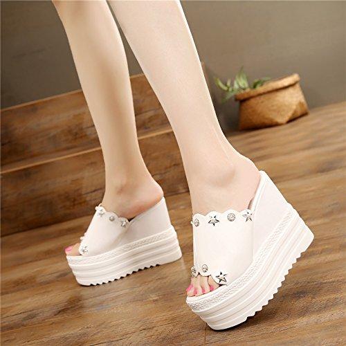 antislittamento c moda sandals estate pantofole fondo Ladies' da FLYRCX scarpe spiaggia casual wEPq0IEY