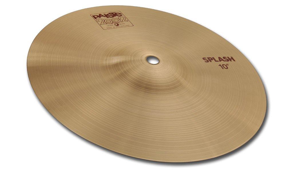 Paiste 2002 Classic Cymbal Splash 12-inch Paiste America Inc. 1062212