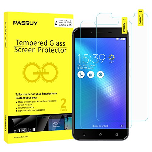 Tempered Glass Screen Protector for Asus Zenfone 3 5.5 - 6