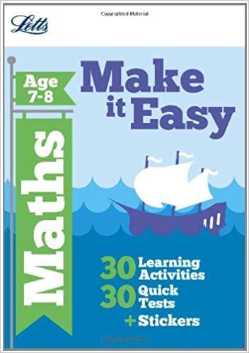 Maths Age 7-8 (Letts Make It Easy Complete Editions): Paul Broadbent ...