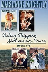 Italian Shipping Millionaires Box Set (Books 1-4)