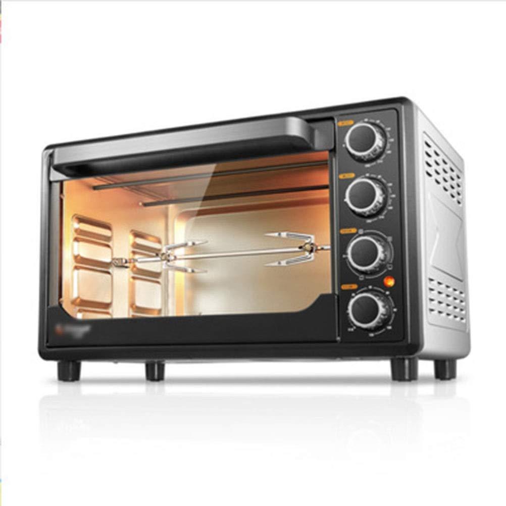 NKDK オーブントースターホームベーキング多機能自動大容量32リットル小型ケーキ電気オーブン -38 オーブン B07RT4H72Y