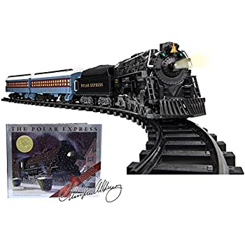 Lionel Trains The Polar Express Ready-to-Play Train Set with Book | 711831