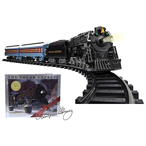lionel-trains-the-polar-express-ready-to-play-train-set-with-book-711831