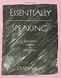 Essentially Speaking, Diana Fuss, 0415901324