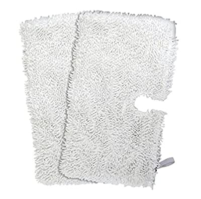 Replacement Dusting Pads for Shark Pocket Steam Mop S3550 S3501 S3601 S3901 Chenille Mop Pads Rectangular Shaggy Pad Chenille Mop Pads