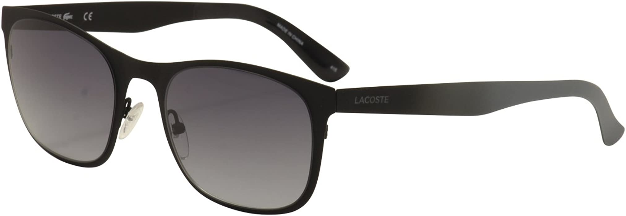 Lacoste Gafas de Sol L173S_001 (55 mm) Negro: Amazon.es ...