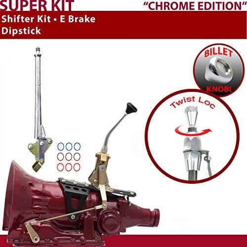 Mustang Billet E-brake Handle - 8