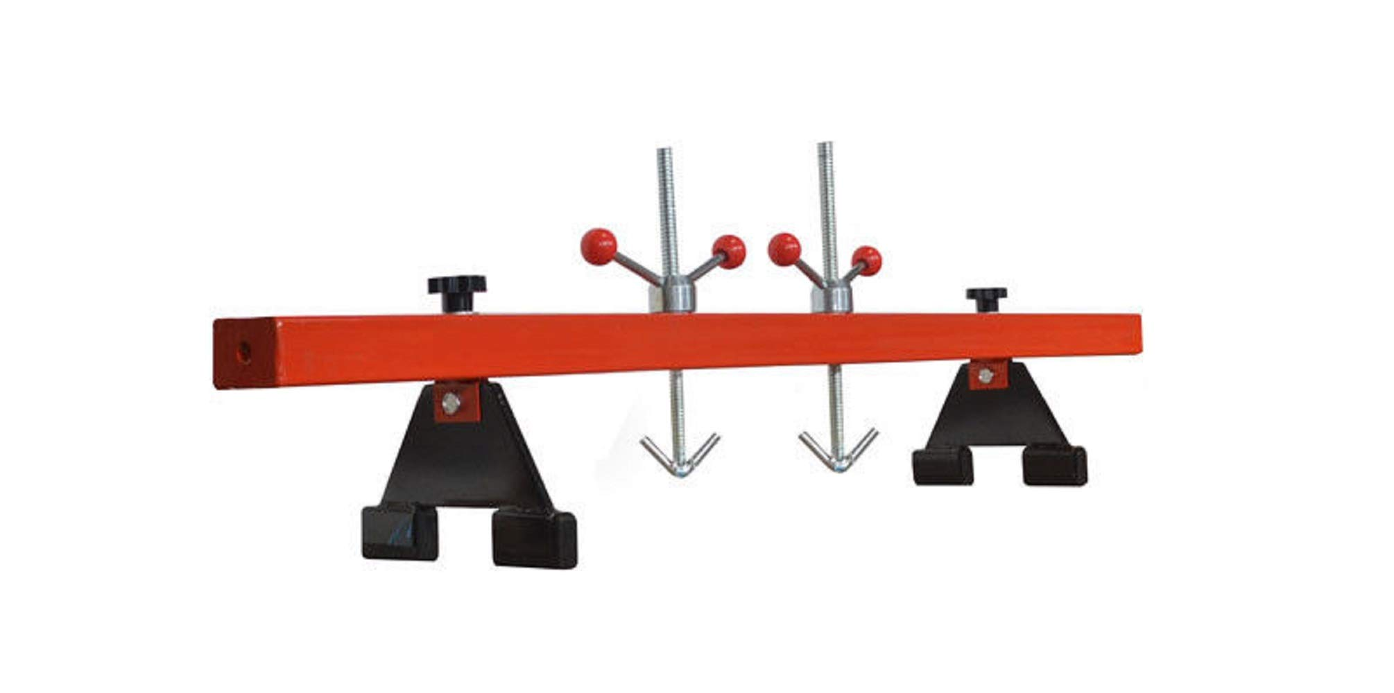1000 Lb. Capacity Dual Hook Engine Support Bar Motor Stand Automotive Lift