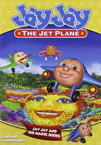 Jay Jay the Jet Plane: Jay Jay and the Magic Books by E1 ENTERTAINMENT