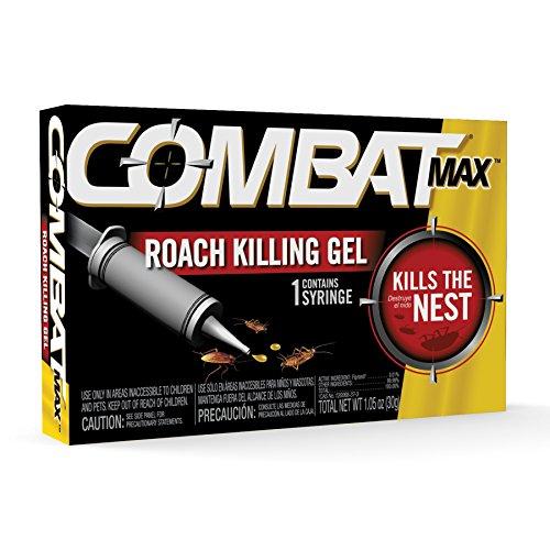 Combat 00023400054527 Max Roach Killing Gel, 30 g